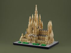 Sagrada Familia completed at last