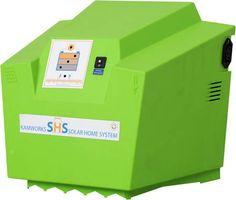 Solar Home System 20 Wp - Kamworks
