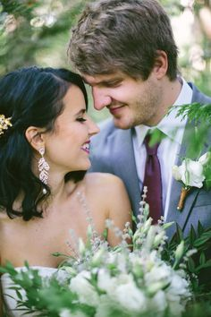 Russian Wedding in the Woods || Jane in the Woods Portland Wedding Photographer