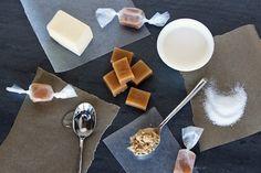 caramels | homemade