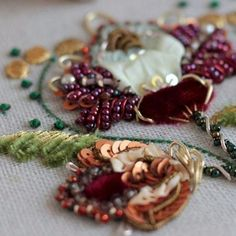Gallery.ru / Фото #46 - Embroidery VI - GWD