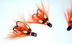 orange flamethrowers