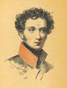 Пушкин в последние годы пребывания в Лицее. ВМП. Портрет принадлежал директору Лицея Е.А.Энгельгардту