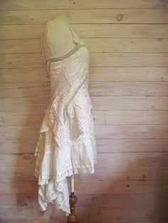 Ethereal+dress+by+NaturallyBohemian+on+Etsy,+£110.00