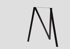 M009 B - Bordbukke i moderne mimimalistisk stil - Design by Sol
