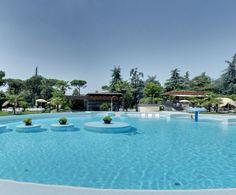Continental Hotel Terme - Montegrotto - piscine termali, hot springs, thermal swimming pools, thermalbath