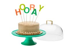 Loving this cake stand! Oh Joy for Target.