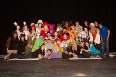 Cast and Crew of Alice in Wonderland