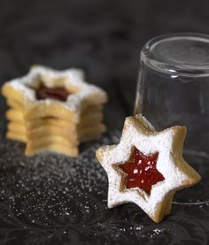 12 Must-Bake Hanukkah Sweets Dust off your menorah and dreidels because these recipes will have everyone stopping by for the fes Feliz Hanukkah, Christmas Hanukkah, Happy Hanukkah, Hanukkah 2019, Hanukkah Celebration, Christmas Snacks, Christmas Star, Hanukkah Dessert Recipes, Hanukkah Food