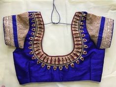 new model blouse designs cutting and stitching at ...