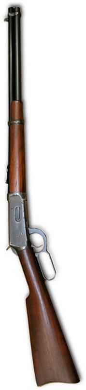 ❦ Winchester Model 94 The logical evolution of the Winchester 1886, the Model 94 Winchester in .30-30 caliber may well have harvested more deer than any other rifle in history. It remains in production and is a popular option today for deep woods hunters.