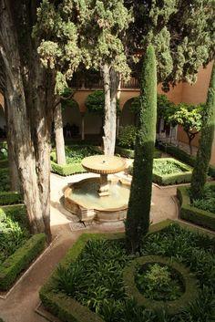 Und noch ein wunderschöner Innenhof...
