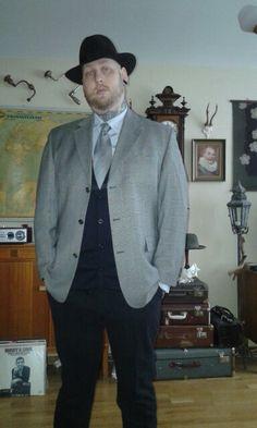#vintagestyle #menswear #tie #vintagetie #stetsonhat #fedora #itsastetson #hat #vintagemenswear