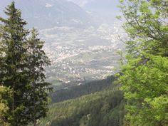 Tag 11 - Alpenüberquerung geschafft! Der erste Blick auf Meran!