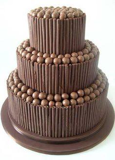 Torta de Chocolates