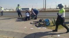 #Breves Ciclista arrollado en periférico http://ift.tt/2qWOWFJ Entérese en #MNTOR.