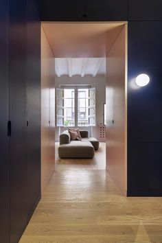 This Modern Barcelona Apartment's Color Palette Is Everything: gallery image 2