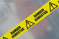 """Finding what you think is asbestos in your home is no call for alarm. A visual inspection of the area should tell you if the material is damaged and """"leaking"""" tiny fibers. If it appears to be in good shape, and is unlikely to be damaged or disturbed, it probably poses no risk. If the material you suspect is asbestos shows signs of wear or damage, or is exposed to potential wear and damage, there are two courses of action and both should be left to professionals."""