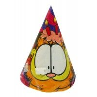 Garfield Cone Hats from www.HardToFindPartySupplies.com
