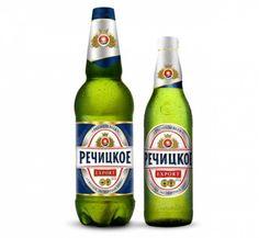 Beer Rechitskoe Export by Heineken Belarus