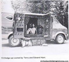 73 custom Dodge van
