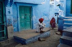 Steve McCurry's Magical Blue city of Jodhpur - MyIndianStay