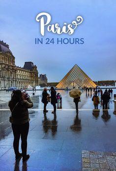 24 Hours in Paris: P