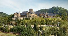 Hotel opening Q4, 2018: Golden Pebble Winery | Dalian, China