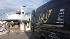 #assistance #refit #yacht  #CmmYachtService has vehicles it uses as mobile workshops and professional technicians who guarantee impeccable standards of quality and perfect restoration of a yacht.  #CmmYachtService can take care of all kinds of yachts, anytime anywhere.