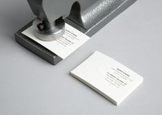 Business Cards Design Inspiration