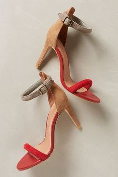 Anthropologie Roxie D'Orsay Heels