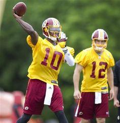 #5 Washington Redskins  Get in shape free trial http://rapidappentrepreneur.com/