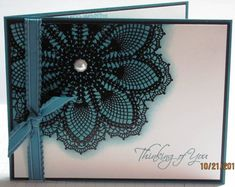 Thinking of You by makandastamper - Cards and Paper Crafts at Splitcoaststampers