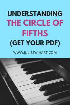 Music Theory Piano, Music Theory Lessons, Singing Lessons, Beginner Piano Lessons, Beginner Piano Music, Circle Of Fifths Piano, Piano Quotes, Music Keyboard, Me Too Lyrics