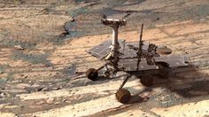 The initial signaling period to the rover has ended. But NASA said this week it will continue trying to hail Opportunity. The rover has been silent since June, when a Mars dust storm swept over it. Sistema Solar, Radios, Nasa Rover, Water On Mars, Curiosity Rover, Dust Storm, Space And Astronomy, Nasa Space, The Martian