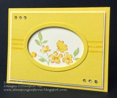 Stampin' Up! Painted Petals, What Will You Stamp?, WWYS, Painted Petals, stampininferno.blogspot.com