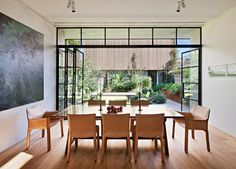 Dining Room | South Melbourne Home by Inglis Architects | est living