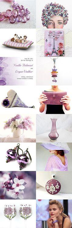 purple wednesday by PetCollage on #Etsy--Pinned with TreasuryPin.com #vintage #jewelry #homedecor #art #shopping #treasury #Integritytt