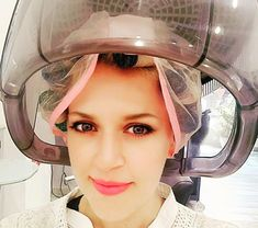 Salon Dryers, Sleep In Hair Rollers, Wet Set, Roller Set, Curlers, Beauty Shop, Headgear, Hair Dryer, Hairdresser