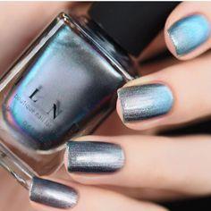 I Love Nail polish-my little glacier