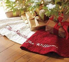Christmas Stockings & Personalized Christmas Stockings | Pottery Barn