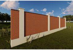 Constructie gard din beton GA08 Fence, Garage Doors, Outdoor Decor, Home Decor, Decoration Home, Room Decor, Home Interior Design, Carriage Doors