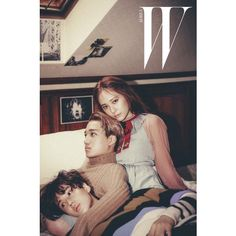 SHINee's Taemin, EXO's Kai, and f(x)'s Krystal Show Off Gorgeous... ❤ liked on Polyvore featuring kpop