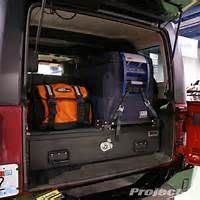 Jeep JK ARB Drawer System