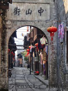 Une rue ressemblant à celles de l'ancienne capitale impériale de Turandot. https://turandoscope.wordpress.com/2016/09/10/17-la-capitale-imperiale/