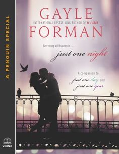 Just One Night by Gayle Forman, http://www.amazon.com/dp/B00JJXV3OQ/ref=cm_sw_r_pi_dp_yGeiub1MCNVWC