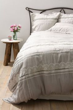 NEW ANTHROPOLOGIE CHANTOU COLLECTION DUVET COVER KING SIZE #Anthropologie