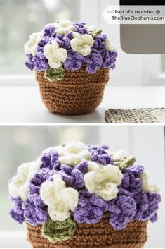 Crochet flowers are so quick and easy to make, they're perfect for beginners. Here are the top 10 free crochet flower patterns to try out! Poppy Crochet, Crochet Poppy Pattern, Crochet Flower Tutorial, Crochet Cap, Crochet Flower Patterns, Flower Applique, Crochet Designs, Easy Crochet, Crochet Flowers