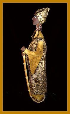 AFRICAN_Art_Dolls