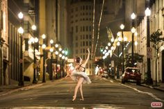 Ballet in the city by Fabio Hashimoto on 500px